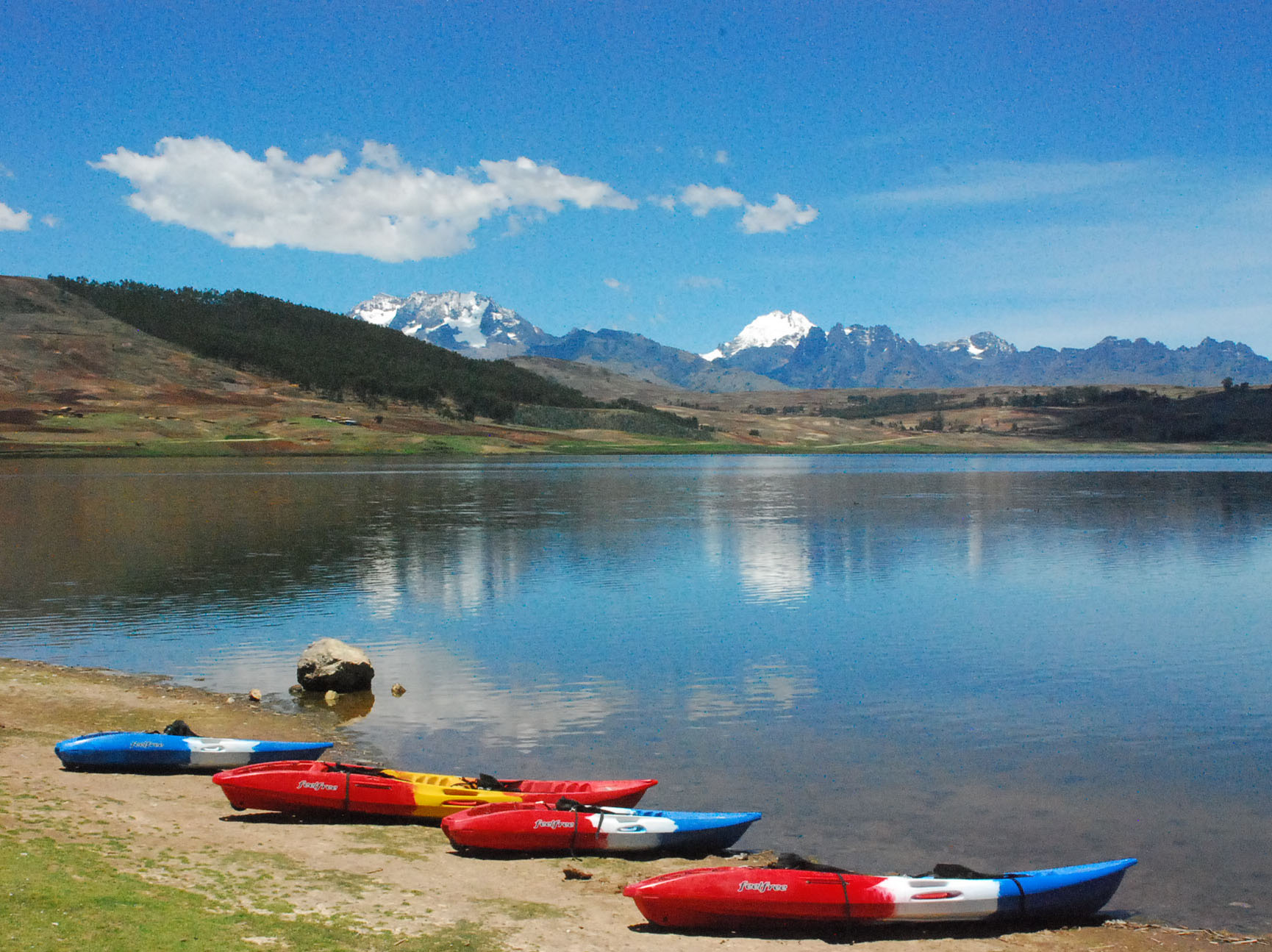Sacred Valley Triathlon Tour - Cusco Biking Tours
