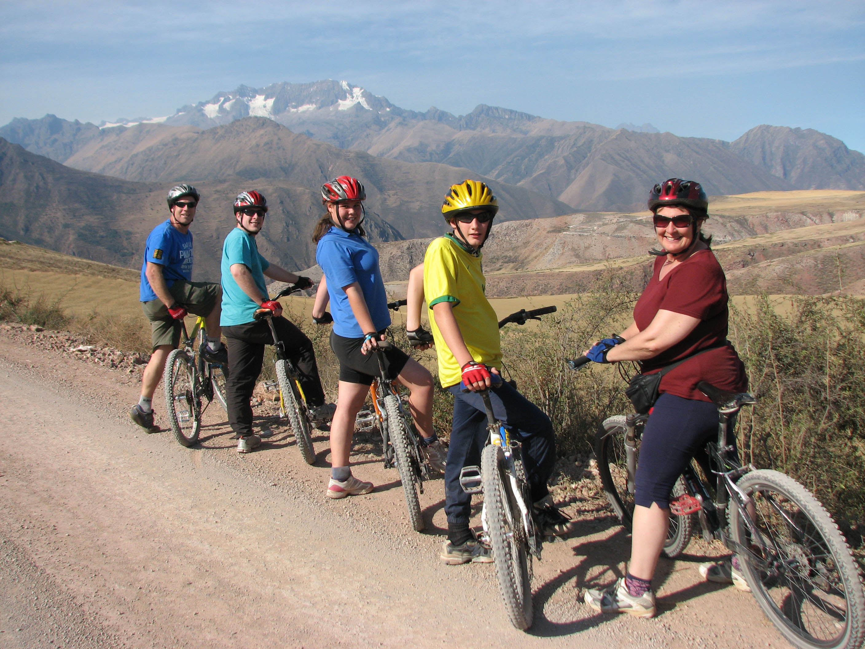South Valley Biking Tour