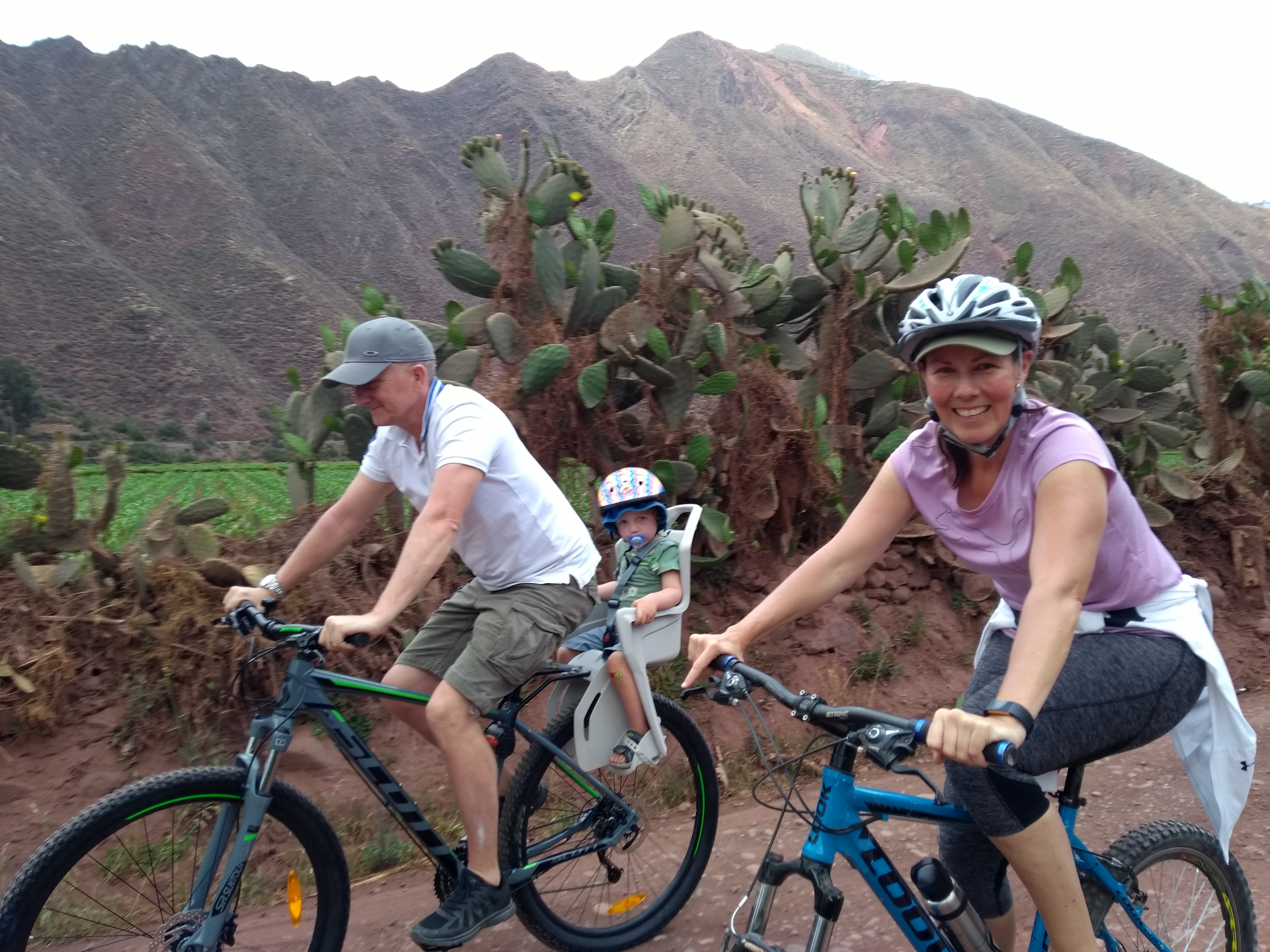 SACRED VALLEY BICYCLE TOUR